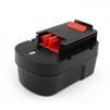 Аккумулятор для инструмента Black &amp;amp; Decker BDG, CD, CDC, CP, FS, HP, HPD, Firestorm Series (1.5Ah 14.4V) (TopON TOP-PTGD-BD-14.4-1.5) - АккумуляторАккумуляторы для инструмента<br>Аккумулятор для инструмента, напряжение - 14.4V, емкость - 1.5Ah, химический состав: Ni-Cd. Совместимые модели инструмента: Black &amp;amp; Decker BDG14SF-2, BDGL1440, BDGL14K-2, CD142SK, CD14SFK, CDC140AK, CDC1440K, CP14K, CP14KB, EPC14CA, EPC14CAB, HP142K, HP142KD, HP146F2, HP146F2B, HP146F3B, HP146F3K, HP146FBH, HP148F2, HP148F2B, HP148F2K, HP148F2R, HP148F3B, HP148F3K, HP14K, HP14KD, HPD1400, HPD14K-2, HPS1440, KC2002F, KC2002FK, NM14, PS142K, R143F2 Radio, RD1440K, RD1441K, SX4000, SX5500, SX6000, SX7000, SX7500, SXR14, XTC143BK, Firestorm BD14PSK, FS1400D, FS1400D-2, FS1402D, FS14PS, FS14PSK, PS142K Series.<br>