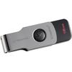 Kingston DataTraveler SWIVL 16GB (серебристо-черный) - USB Flash driveUSB Flash drive<br>Флеш накопитель, объем 16Гб, интерфейс USB 3.1.<br>