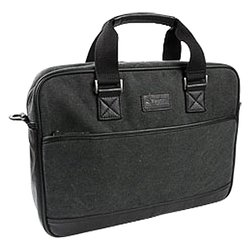 krusell uppsala laptop bag 16 (черный)