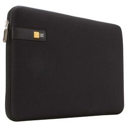 case logic macbook pro laptop sleeve 15 (lapsm-115k) (черный)