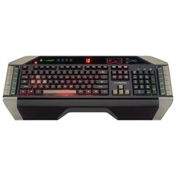 Mad Catz Cyborg V.7 Keyboard Black-Grey USB