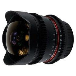 Samyang 8mm T3.8 AS IF UMC Fish-eye CS II VDSLR Sony-E