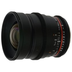 Samyang 24mm T1.5 ED AS UMC VDSLR Sony-E