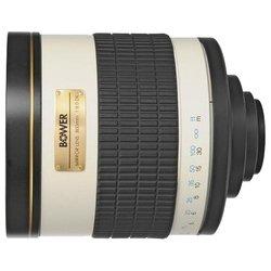 Bower 800mm f/8 T-Mount