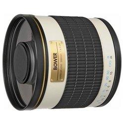 Bower 500mm f/6.3 T-Mount