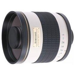 Samyang 800mm f/8.0 MC IF Mirror Four Thirds