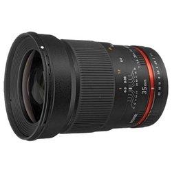 Bower 35mm f/1.4 Nikon F