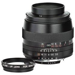 Voigtlaender 90mm f/3.5 APO SL II Lanthar Nikon F