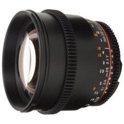 Samyang 85mm T1.5 AS IF UMC VDSLR Canon EF