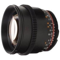 Samyang 85mm T1.5 AS IF UMC VDSLR Nikon F