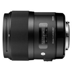 Sigma AF 35mm f/1.4 DG HSM Sigma SA