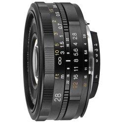Voigtlaender 28mm f/2.8 SLII Color Skopar Canon EF-S