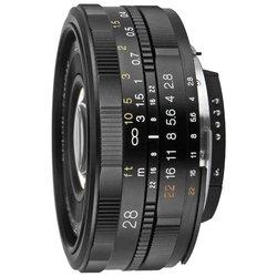 Voigtlaender 28mm f/2.8 SLII Color Skopar Nikon F