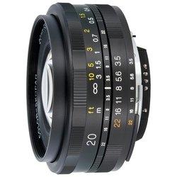 Voigtlaender 20mm f/3.5 SLII Color Skopar Canon EF-S