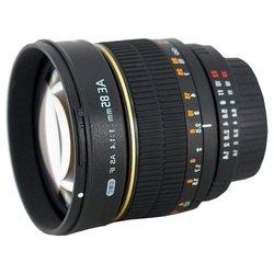 Rokinon 85mm f/1.4 Aspherical AE-Chip Nikon F (85MAF-N)