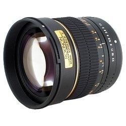 Rokinon 85mm f/1.4 Aspherical Canon EF (85M-C)