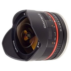 ��������� samyang 8mm f/2.8 umc fish-eye samsung nx