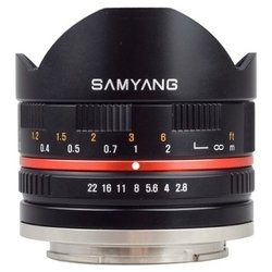 ���� samyang 8mm f/2.8 umc fish-eye samsung nx