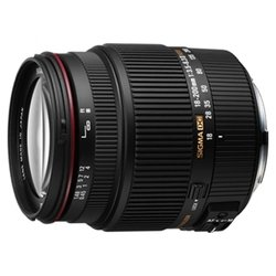 Sigma AF 18-200mm f/3.5-6.3 II DC OS HSM Nikon F