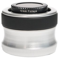 Lensbaby Scout with Fisheye Nikon F