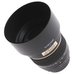 Samyang 85mm f/1.4 AS IF Samsung NX