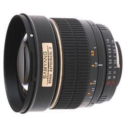 Samyang 85mm f/1.4 AS IF Minolta A