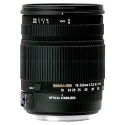 Sigma AF 18-250mm f/3.5-6.3 DC OS HSM Sigma SA