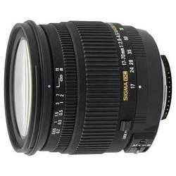 Sigma AF 17-70mm f/2.8-4.5 DC MACRO HSM Nikon F