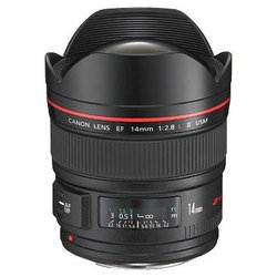 �������� Canon EF 14MM 2.8 L II USM (������� Canon EF)