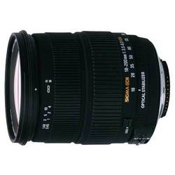Sigma AF 18-200mm f/3.5-6.3 DC OS HSM Nikon F