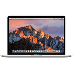 "Apple MacBook Pro 13 Mid 2017 with Retina and Touch Bar (Intel Core i5 3300 MHz/13.3""/2560x1600/16Gb/512Gb SSD/DVD нет/Iris Plus Graphics 650/Wi-Fi/Bluetooth/MacOS X) (Z0UQ00013) (серебристый)"