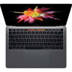 "Apple MacBook Pro 13 with Retina display and Touch Bar Mid 2017 (Intel Core i5 3300 MHz/13.3""/2560x1600/16Gb/512Gb SSD/DVD нет/Intel Iris Plus Graphics 650/Wi-Fi/Bluetooth/MacOS X) (Z0UN00027) (космический серый)"