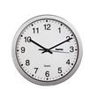 Hama PG-400 Jumbo (белый) - Настенные часы
