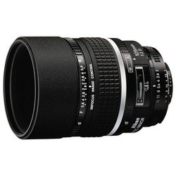 Объектив Nikon AF DC-Nikkor 105mm f/2D (байонет Nikon F)