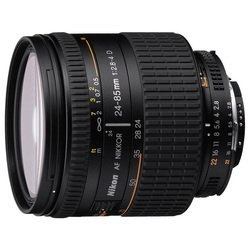 Объектив Nikon AF Zoom-Nikkor 24-85mm f/2.8-4D IF (байонет Nikon F)
