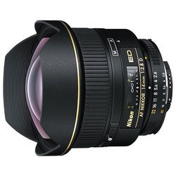 Объектив Nikon AF Nikkor 14mm f/2.8D ED (байонет Nikon F)