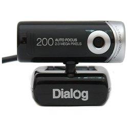 Dialog WC-25U (черный)