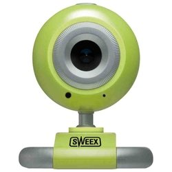 sweex wc155 lime green