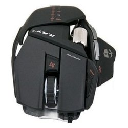 mad catz r.a.t.7 2013 matte black usb (черный)