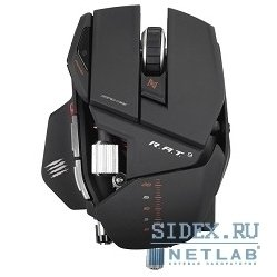 Mad Catz R.A.T.9 2013 Gloss Black USB (черный)