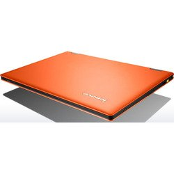 "ноутбук lenovo ideapad yoga 13 59365413 (core i5 3337u 1800 mhz, 13.3"", 1600x900, 4096mb, 256gb, dvd нет, intel hd graphics 4000, wi-fi, bluetooth, win 8 64) orange"