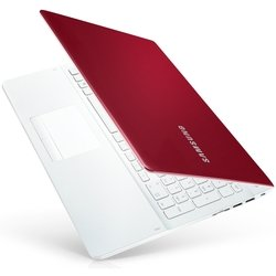 "ноутбук samsung np370r5e-s0a (core i5 3230m 2600 mhz, 15.6"", 1366x768, 6144mb, 500gb, dvd нет, amd radeon hd 8750m, wi-fi, bluetooth, win 8 64) red"