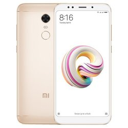 Xiaomi Redmi Note 5 4/64GB (золотистый) :
