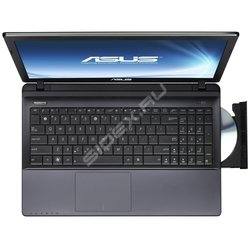 "ноутбук asus k55n 90nama318w13135853ay (amd a8-4500, 6g, 750g, dvd-smulti, 15.6"" hd, wifi, bt, camera, win 8)"