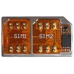 Адаптер на 2 sim-карты - 7 поколение