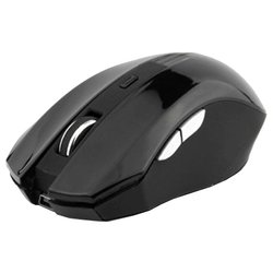 DeTech DE-7031W Wireless 6D Optical Mouse Black USB