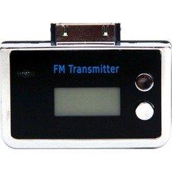 FM-трансмиттер с зарядным устройством для iPod, iPhone KS-is KS-153 (с LCD дисплеем)