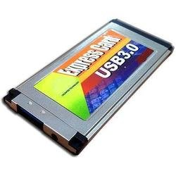 ������� Expresscard 34 �� �� ���� USB 3.0 KS-is Exodif KS-091