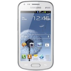 samsung galaxy s duos gt-s7562 lf chic white :::
