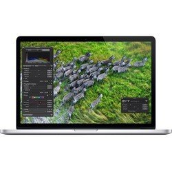 "ноутбук apple macbook pro 15 z0mk000bt (core i7 2,3ghz, 16gb ddr3, 256gb (ssd), dvd нет, 15.4"", 2880x1800, intel hd graphics 4000, mac os x)"